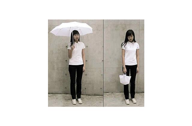Le parapluie-sac imperméable : bonne idée ou pas ?