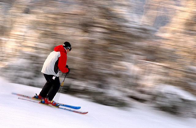Le vintage au ski, c'est pas FORCEMENT classe !