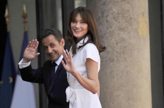 Mariage Nicolas Sarkozy-Carla Bruni : c'est fait !