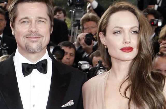 La fille d'Angelina Jolie et Brad Pitt menacée !