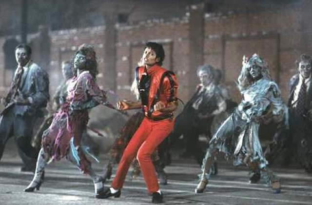 Thriller de Mickael Jackson, réédition 25 ans après