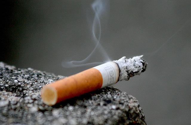 10 ans de tabagisme