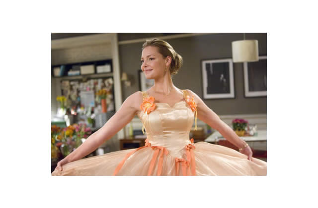 27 robes, un film pour filles avec Katherine Heigl