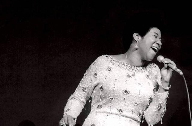 Aretha Franklin sauvée de la misère par la Peta ?