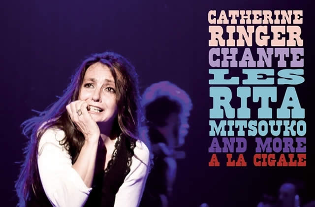 Catherine Ringer chante Les Rita Mitsouko and more !