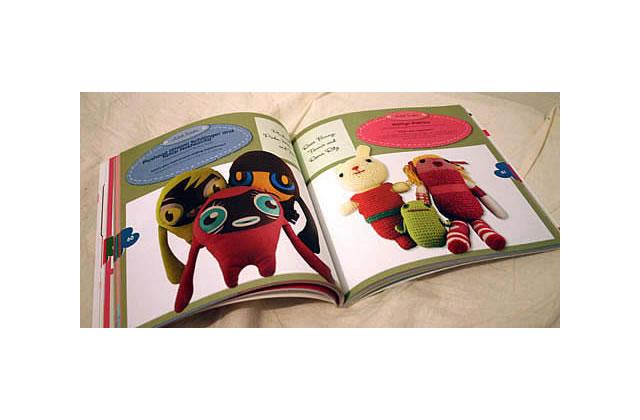Deux livres pour créer des peluches