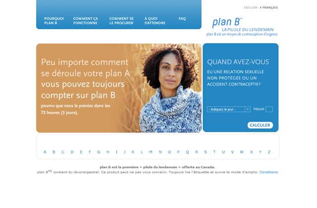 Plan B, la pilule du lendemain sans tabou