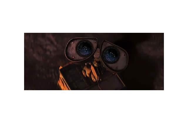 Wall-E (Pixar), la bande-annonce !