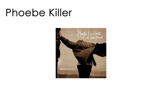 Rencontre avec Phoebe Killdeer