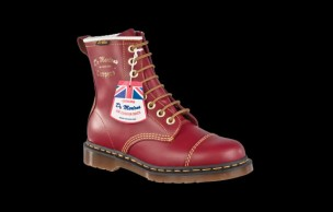 Doc Martens lance une ligne « Made in England »
