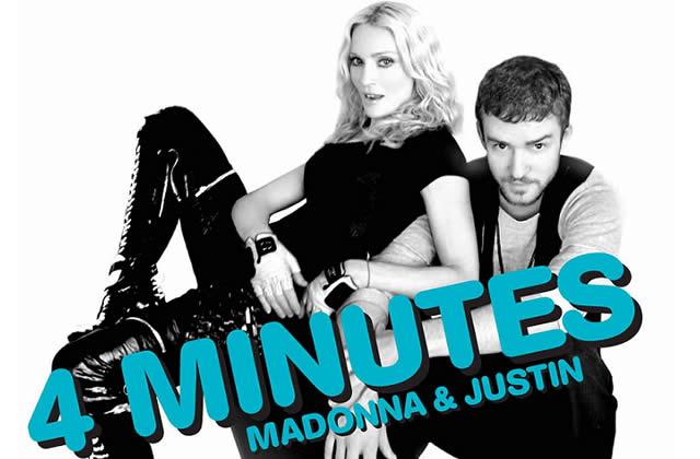 Four minutes pour aimer le nouveau clip de Madonna