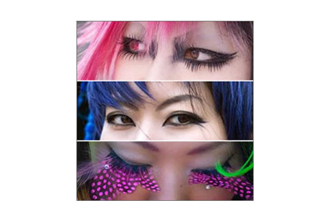 Galerie mode jap' : entre cosplay et street fashion