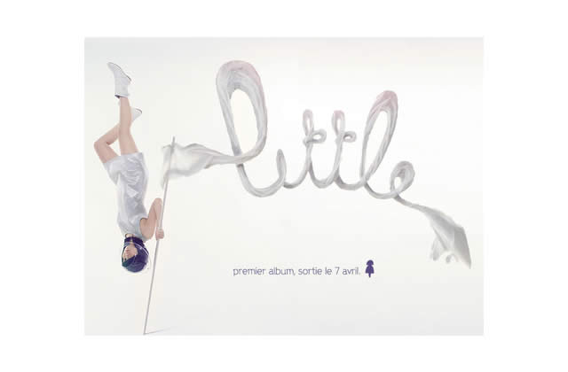 L'album de Little dans les bacs