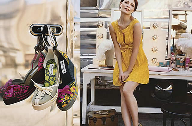 NANETTE LEPORE for KEDS : collection été 2008