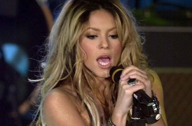 Shakira dans une sextape à trois ?