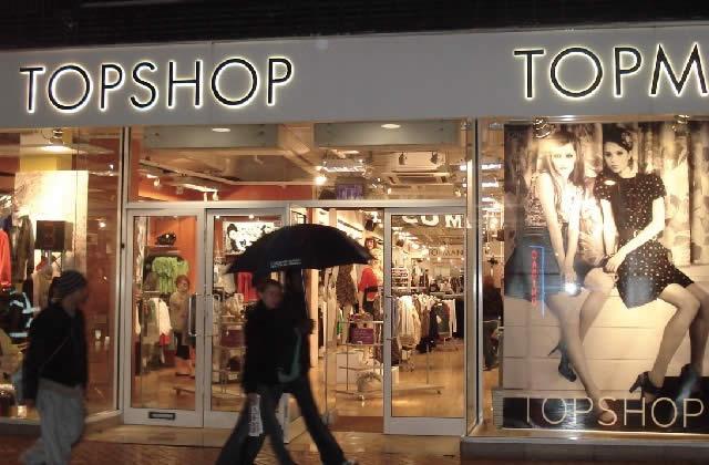 Topshop livre enfin en France