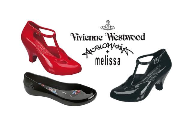 Vivienne Westwood et Mélissa : les shoes en PVC