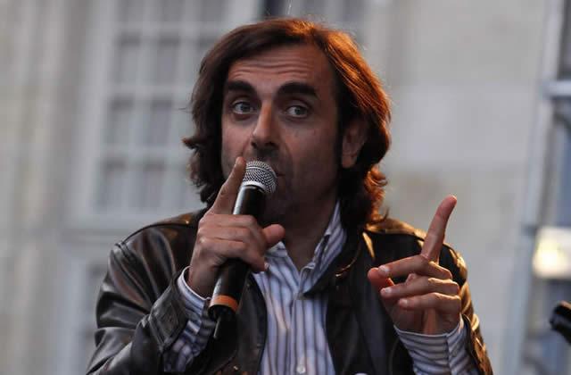 André Manoukian animateur sur France 5