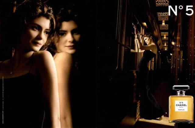 Audrey Tautou, future égérie de Chanel N°5 ?