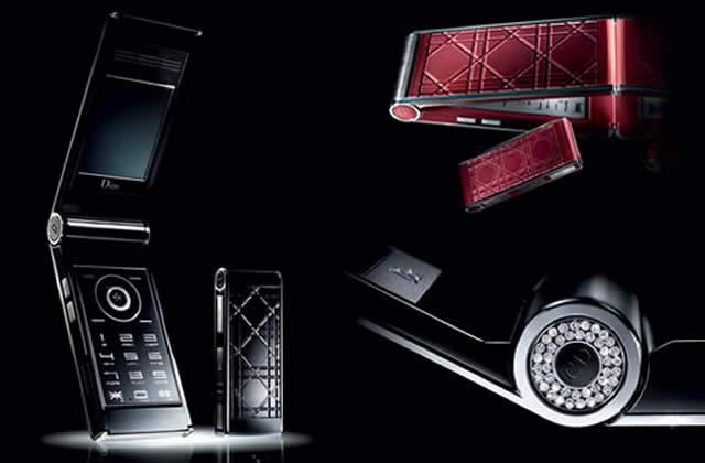Dior lance son téléphone de luxe