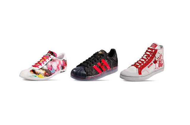 Wicked Choice : Foot Locker et Adidas sneaker lovers !