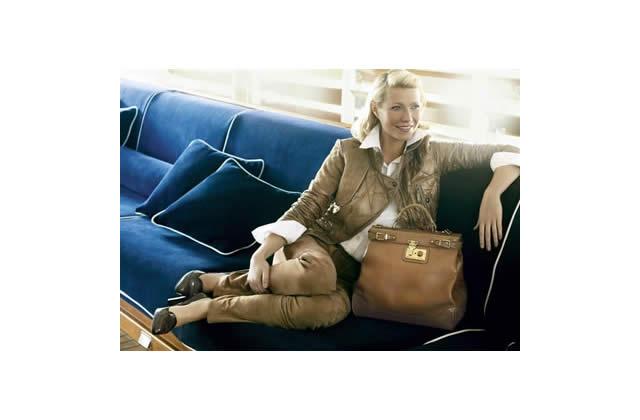 Gwyneth Paltrow, égérie de Tod's