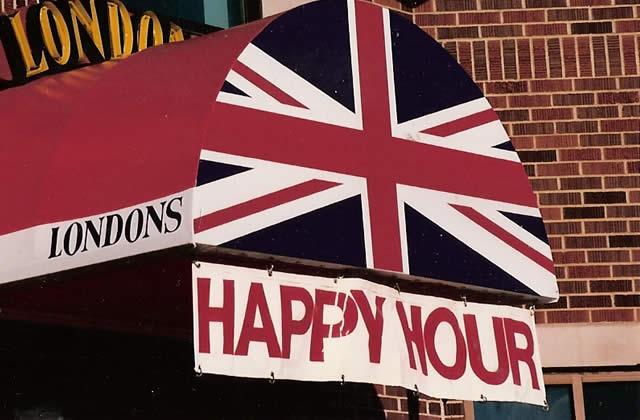 La fin des happy hours dans les bars ?