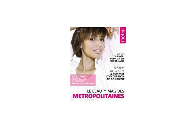 Metro lance un supplément féminin gratuit