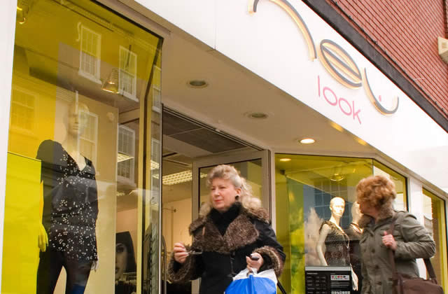New Look ouvre à Paris ce vendredi 30 mai, à midi