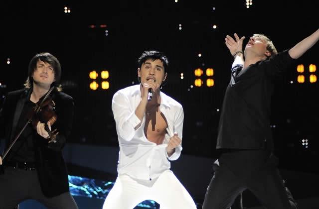 La Russie, vainqueur de l'Eurovision 2008
