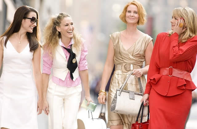Sex and The City, le film : premiers extraits !