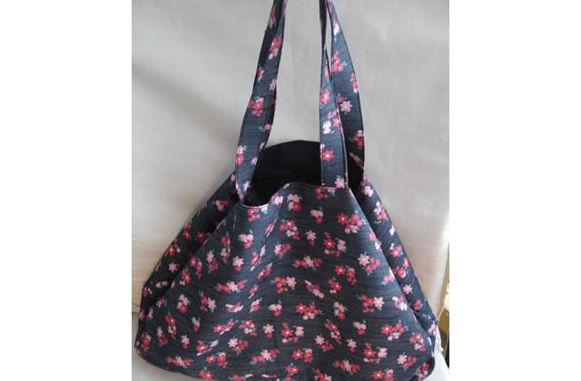 Un sac en tissu pour cet été