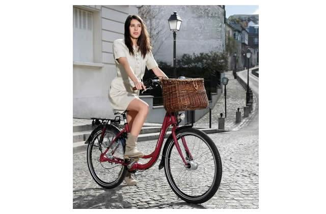 Un vélo signé Comptoir des Cotonniers