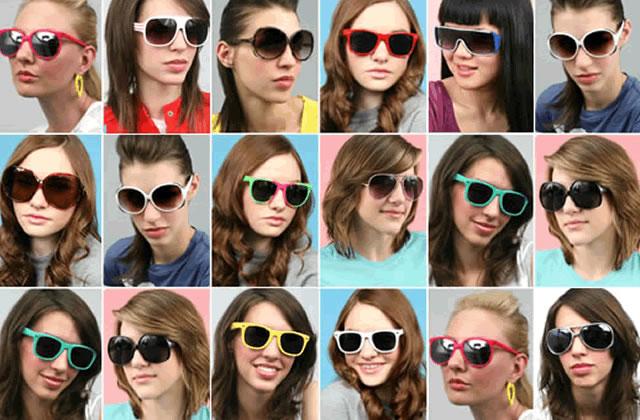 Tendances lunettes de soleil 2008