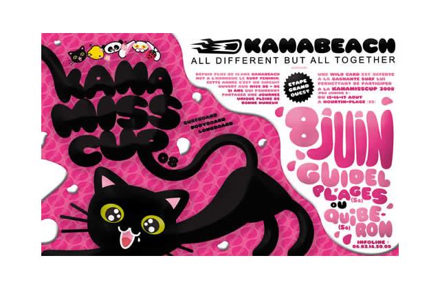 Avis aux surfeuses : la KanaMissCup démarre le 8 Juin