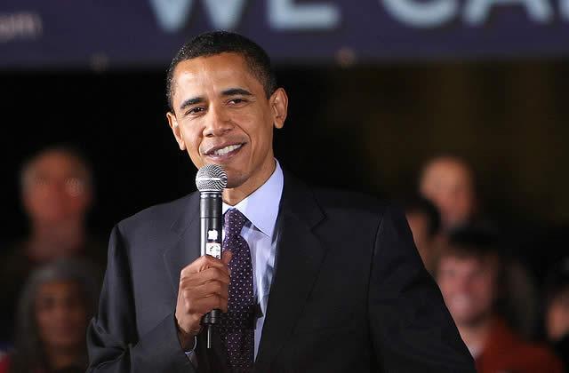 Barack Obama, le candidat du groove