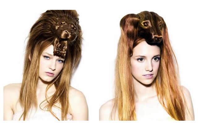 Hair Hats : des coiffures qui ont du chien