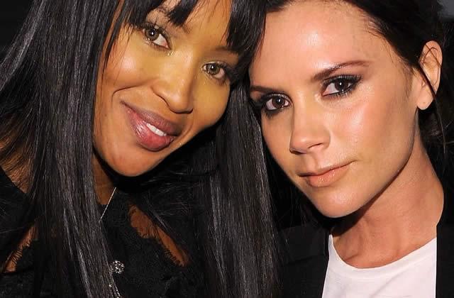 Hypocrisie modesque : Posh crée un jean pour Naomi