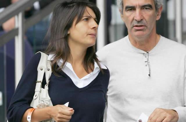 La demande en mariage de Raymond Domenech en direct