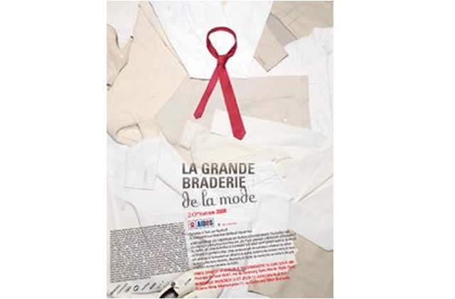La Grande Braderie de la Mode parrainée par Agnès B.