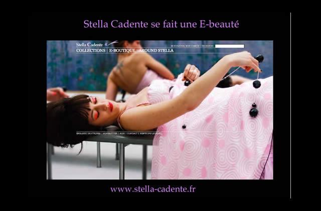 Le site Stella Cadente s'offre un relooking