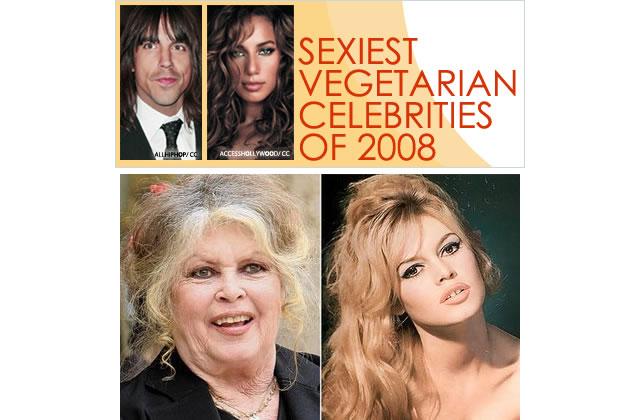 Les végétariens les plus sexy du globe
