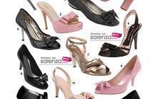 Chaussures à noeud-noeud