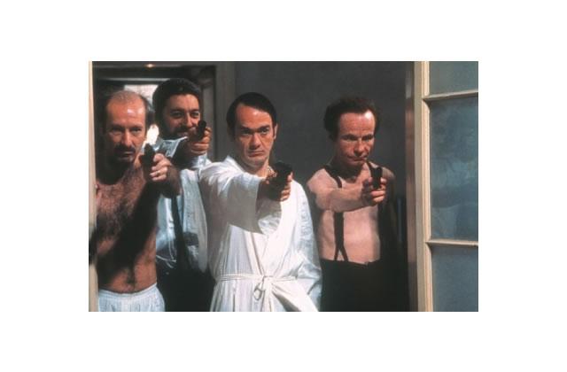 Salò ou les 120 journées de Sodome (Pier Paolo Pasolini)