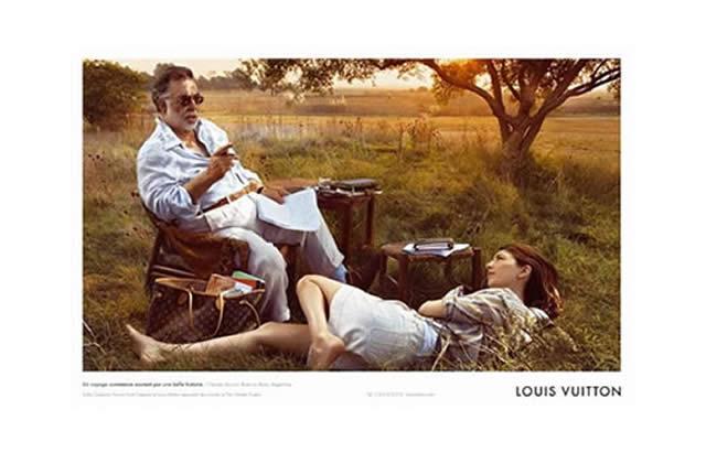 [MAJ] Sofia et Francis Ford Coppola pour Vuitton
