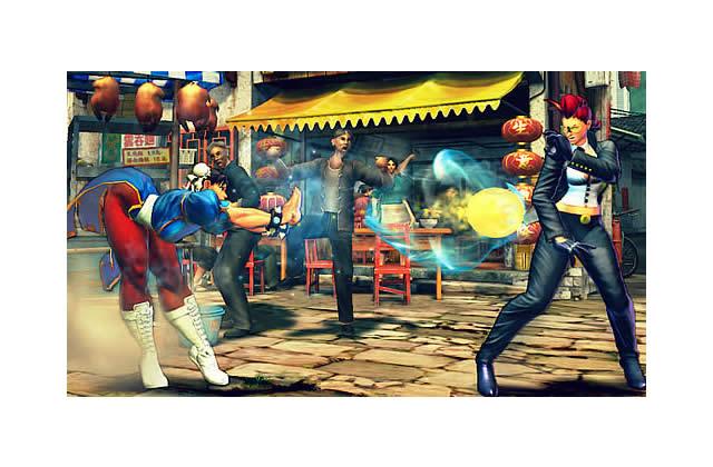 Street Fighter 4 : le retour de la vengeance du fils de…