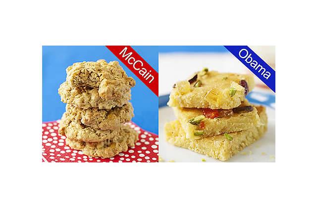 Et pendant ce temps-là, Mme Obama fait des cookies !