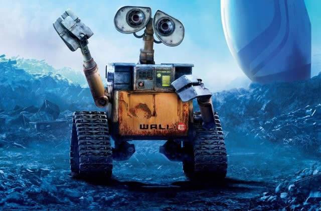 Wall-E fête la musique, lui aussi