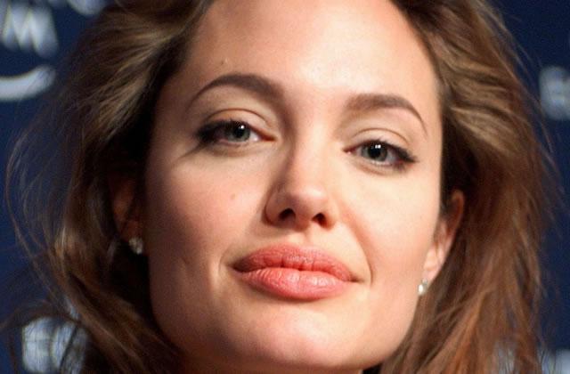Angelina Jolie, la saga de l'accouchement