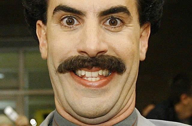 Borat sera Sherlock Holmes